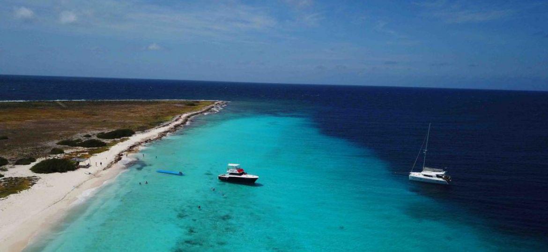 Klein-Curacao-vista-de-cima